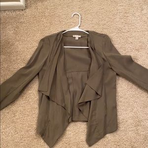Gently worn, light weight jacket